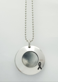 Fight for life - ketting (model 2)