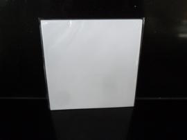Witte Enveloppen  15x15cm