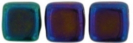 TilaBead 6mm - Iris Blue- 21435jt
