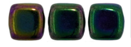 CzechMates Tila bead 6 mm Iris Purple - 21495jt