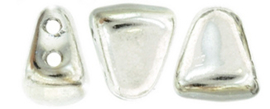 Nib-bit  6/5mm [loose] Silver -  27000cr