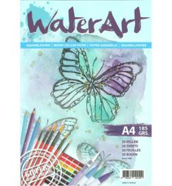 Aquarelpapier A4 formaat