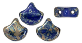 Matubo Ginko Bead- RB33050 Opaque Blue Rembrandt