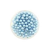 04571-Parel 4mm Eisblau