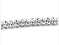 Swarovski MESH - Crystal