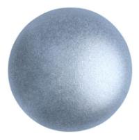 Cabochon ®ParPuca® Metallic Mat Light Blue 14mm