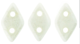 Diamond Bead - L03000 Luster Opaque White