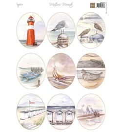 Knipvel mattie- Beach Ovals