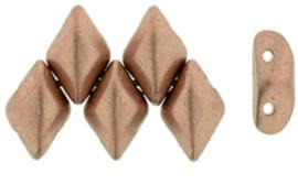 GemDuo- K0178 Matte Metallic Bronze Copper.
