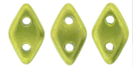 Diamond bead -05A09 Saturated Metallic Lime Punch