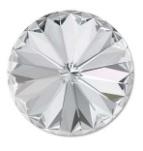 Rivoli 14mm- Crystal Foiled