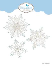 Snowflakes- 1692 Elisabeth craft Design