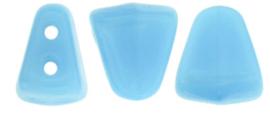 Nib-bit 6/5mm [loose] Blue turquoise -  63030