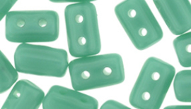 Rulla Beads  Opaque Turquoise -63130