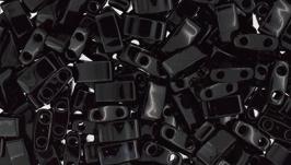Half Tila Bead 0401 Black