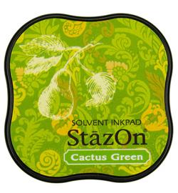 Stazon midi- Cactus Green