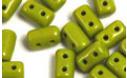 Rulla Beads Opaque Olivine -53410