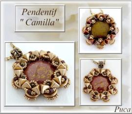 Pendentif Camilla Par Puca®