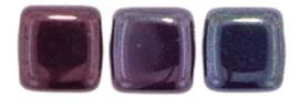ZcechMates tila Bead 6mm Ruby Vega -LE90100