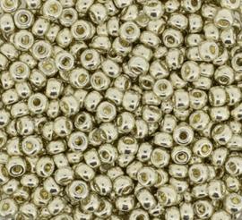 Miyuki 11-9660-065 Metallic Silver
