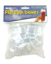 Flip Top doosjes voor kralen