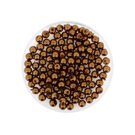 Parel 3mm- Bruin