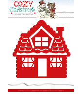 YCD10034  Gingerbreadhouse