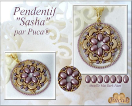 Pendentif SASHA Par Puca®