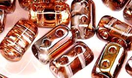 Rulla Beads Rosaline Capri Gold - C70120