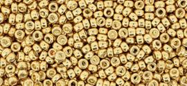 Miyuki 15-933  Metallic Gold 1,5mm