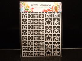 Dutch paper art - Stars.