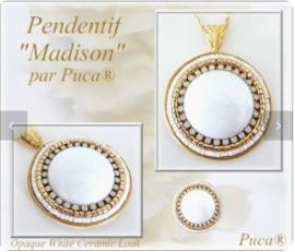 """Pendentif """"Madison""""Par Puca®"""