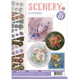 Scenery Flowers no 7