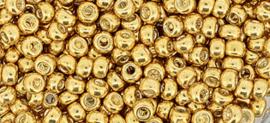 Miyuki 11-125 Metallic gold.