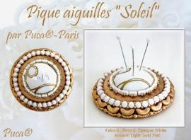 """Gratis Patroon """"Soleil"""" ®ParPuca®"""