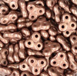 Trinity  Beads- 06791  Braun Metallic