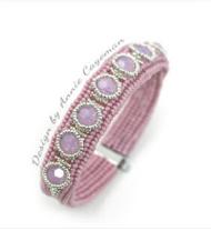 Kit Bracelet Skill- Rose Argent