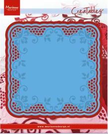 LRO415  Lace Doily