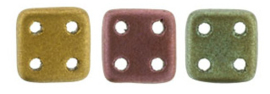 Quadra Tile zcechmates K0164 Matte Metallic Bronze Iris
