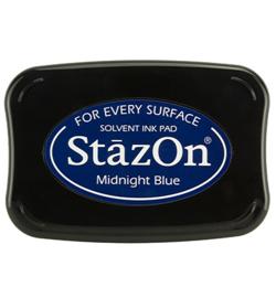 Stazon stempel inkt- Midnight Blue