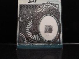 Curly Frame  - JAD10016