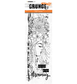 Grunge Stamp SL402