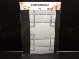 Dutch Doobadoo stencil