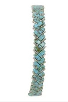Kit Bracelet Cosita-   Turquoise Picasso Argent