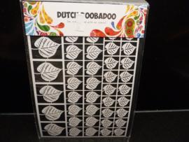 Dutch paper art - Leaves