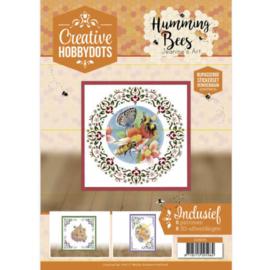 Creative Hobbydots- nr 15 Humming Bees