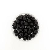 06531-Parel 6mm Zwart