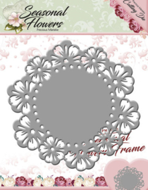 PM10082  Flowers Frame