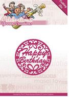 YCD10050  Celebrations - Happy Birthday