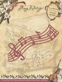 ADD10015  Muziek noten